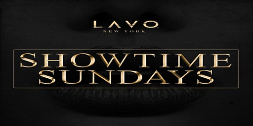 Lavo Nightclub Sundays