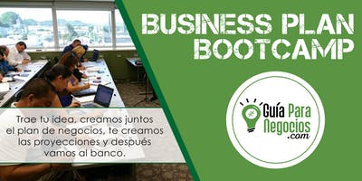 Business Plan Bootcamp