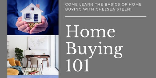 Home Buying 101 (Food, Education and Networking)