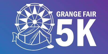 Grange Fair 5K Run/Walk tickets