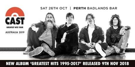 CAST - Perth tickets