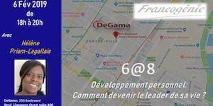 6 @ 8 Développement personnel: les meilleures...
