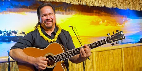 Sonny Lim - Big Island Slack Key Guitar tickets