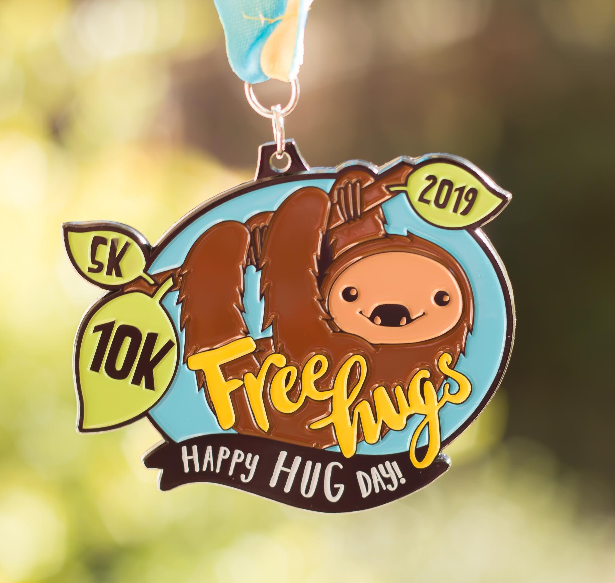 2019 The Happy Hug Day 5K & 10K - Tucson