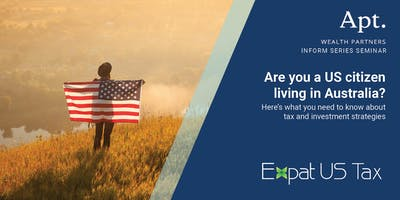 US Expats: Tax and Investment Strategies Seminar