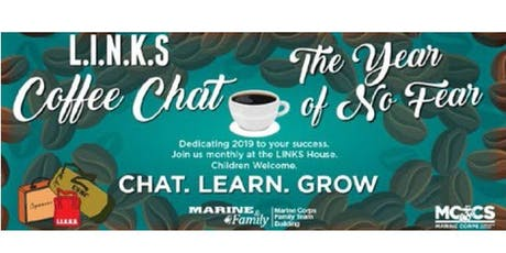L.I.N.K.S. Coffee Chats - Barstow tickets