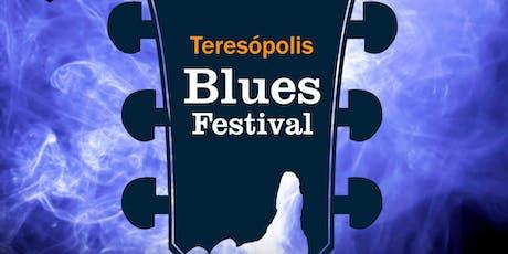 IV Teresópolis Blues Festival - 14 a 17 Novembro 2019 - Edição Primavera ingressos