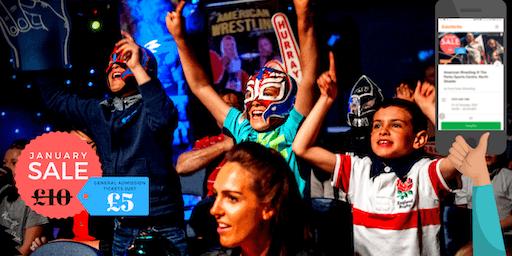 Big Time Wrestling in Wallsend!