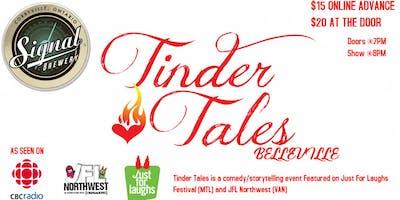 Tinder Tales Live: In Belleville