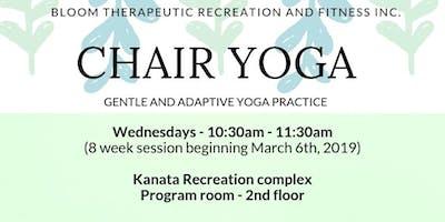 Chair Yoga - 8 week session