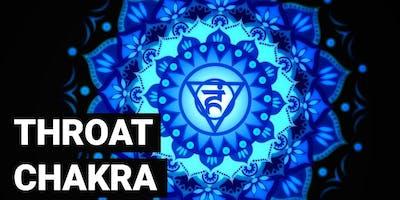 "Throat Chakra \""Tea\"" Meditation"