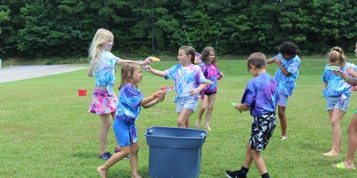 Summer Camp Session 1 Totally Tropical *One Spot Left!*