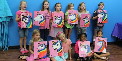 Summer Camp Session 6 Unicorns & Rainbows *SOLD OUT*