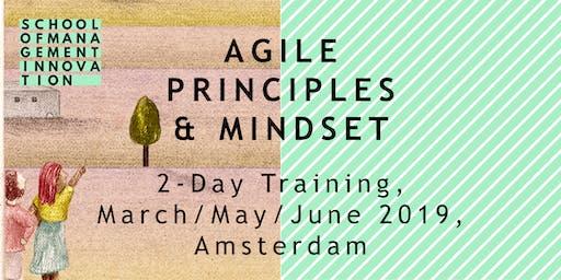 Agile Principles & Mindset, 2-Day Training, Amsterdam
