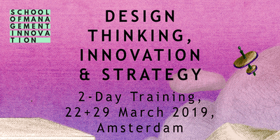 Design Thinking, Innovation & Strategy, 2-Day Trai