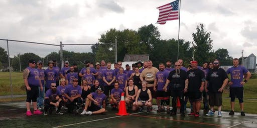7th Annual Strasburg Lions Strongman Contest