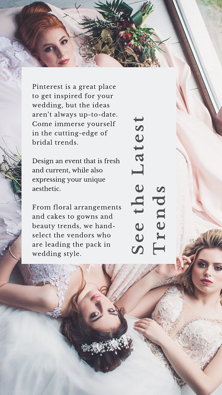 Young Love Wedding Show - Wedding Expo, Bridal Show image