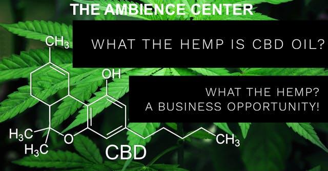 What the hemp is CBD Oil? What the hemp? A bu