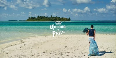 Corona x Parley Beach Clean Up  - Coolangatta Beach
