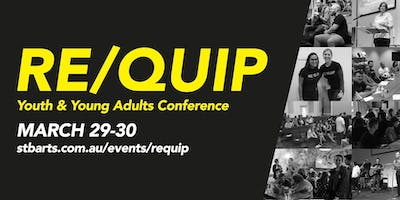 RE/QUIP Young Adults Conference 2019