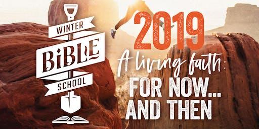 Winter Bible School 2019  - Auckland