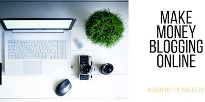 How to make money online blogging - Intensive Prague