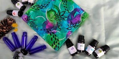 Essential Oil Roller Blend Make & Take