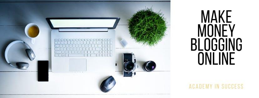 How to make money online blogging - Intensive