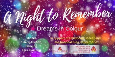 A Night To Remember - Dreams in Colour