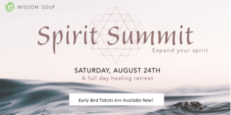 Wisdom Soup Spirit Summit  tickets