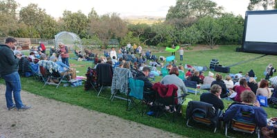 A Movie on the Lawns - The Great Gatsby