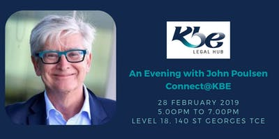 An Evening with John Poulsen - 28 Feb 2019