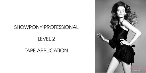 Showpony Education - Tape Application NSW