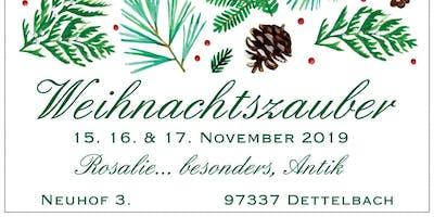 Shabby Vintage Antik Kitzingen ~ Dettelbach Weihnachtsmarkt byROSALIEseit2011'