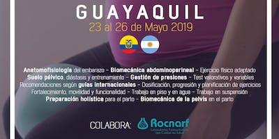 Formación Actividad Física en el Embarazo (Ecuador)