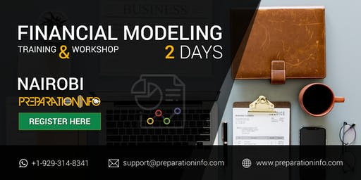 Financial Modeling Classroom Training and Certification Program in Nairobi
