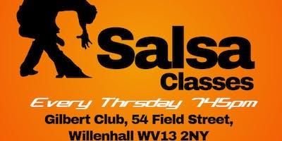 Wolverhampton+Thursday+Salsa+Classes