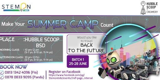 Stemon Robotics Summer Camp 2019 (BATCH 1)