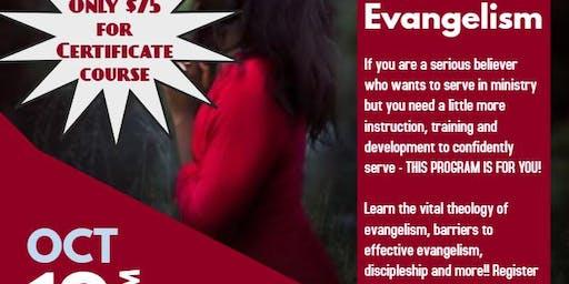 """Evangelism"" Gospel Ministry Training Seminar"