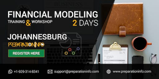 Financial Modeling Classroom Training and Certification Program in Johannesburg