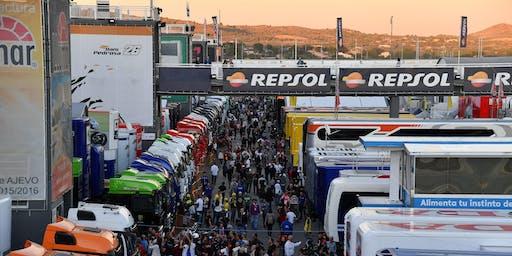 Exclusive MotoGP™ paddock experience day - Valencia