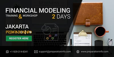 Financial Modeling Certification Classroom Program in Jakarta 2 Day workshop