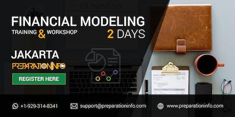 Financial Modeling Certification Classroom Program in Jakarta 2 Day workshop tickets
