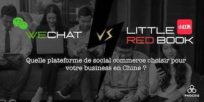 WeChat vs Little Red Book, quelle plateforme de so
