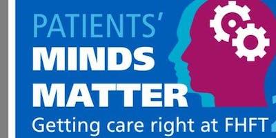Minds Matter Study Day