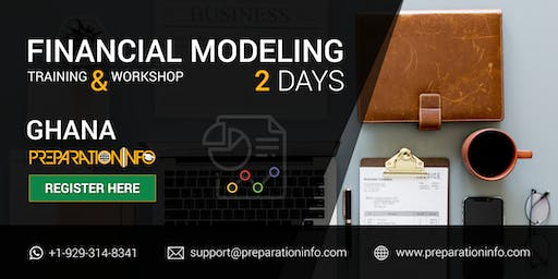 Financial Modeling Classroom Training and Certification Program in Ghana