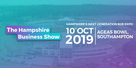 Hampshire Business Show | Hampshire's Next Generation B2B Expo tickets