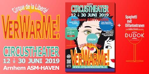VerWarMe! Cirque de la Liberte
