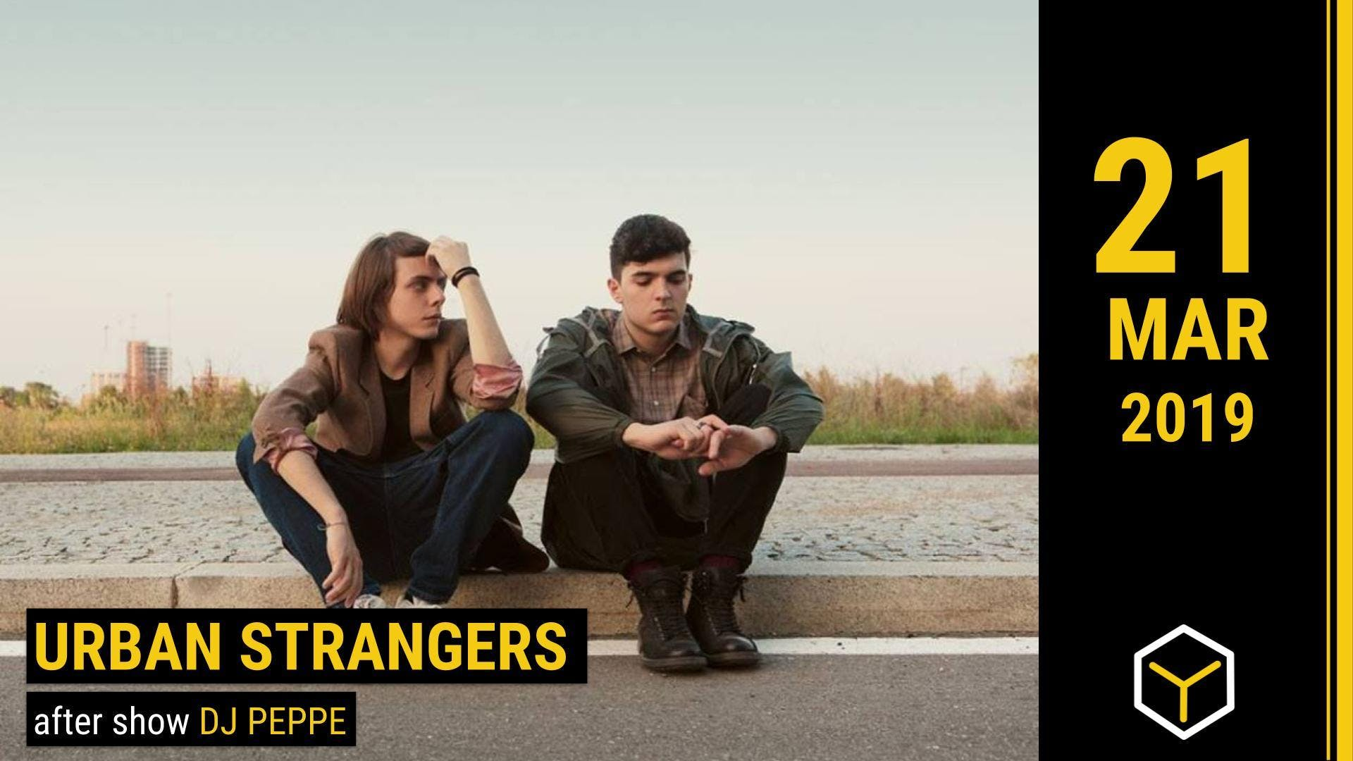 URBAN STRANGERS - The Yellow Bar