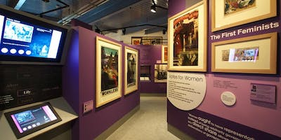 International Women's Day guided gallery tour